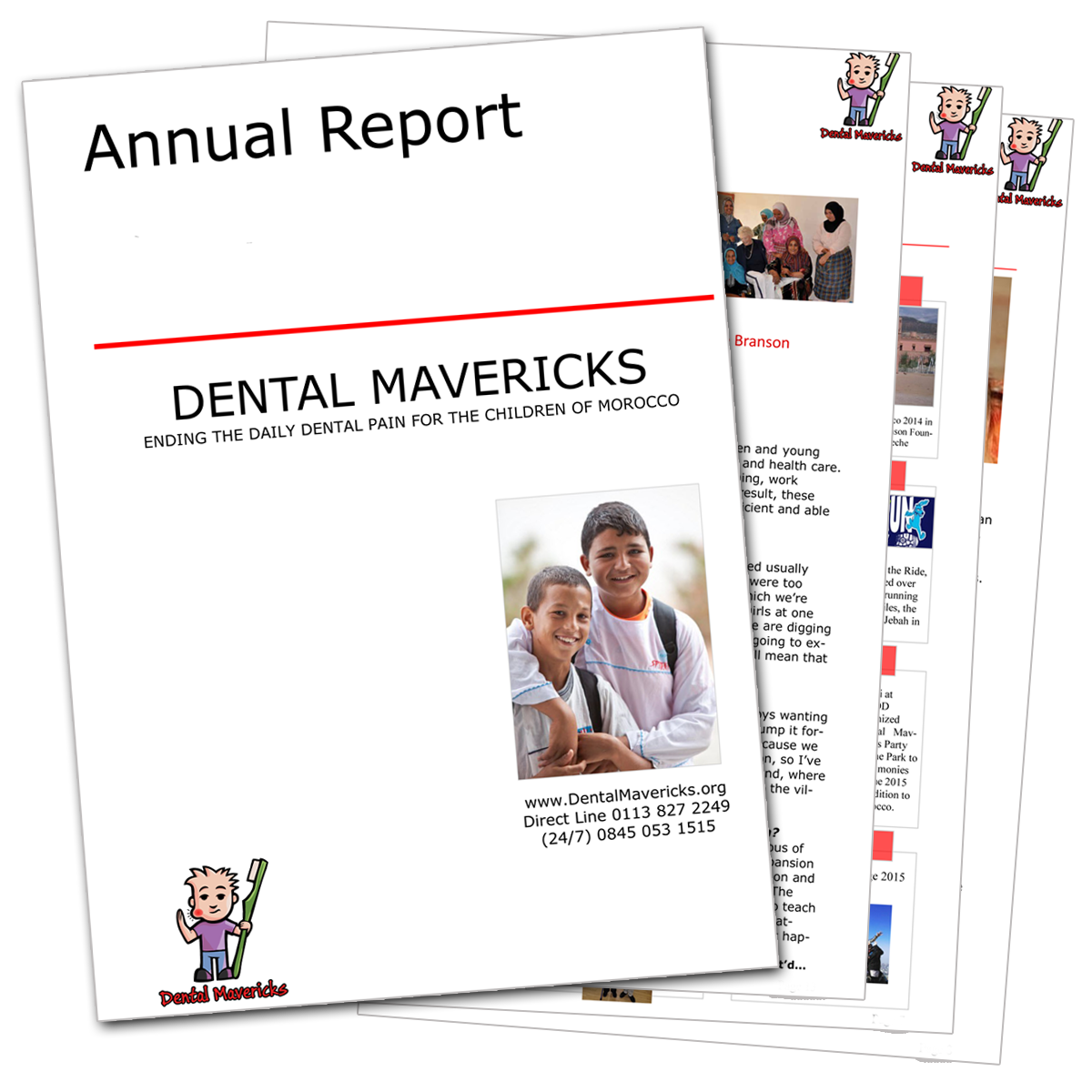 Sign Up For The Dental Mavericks Annual Report