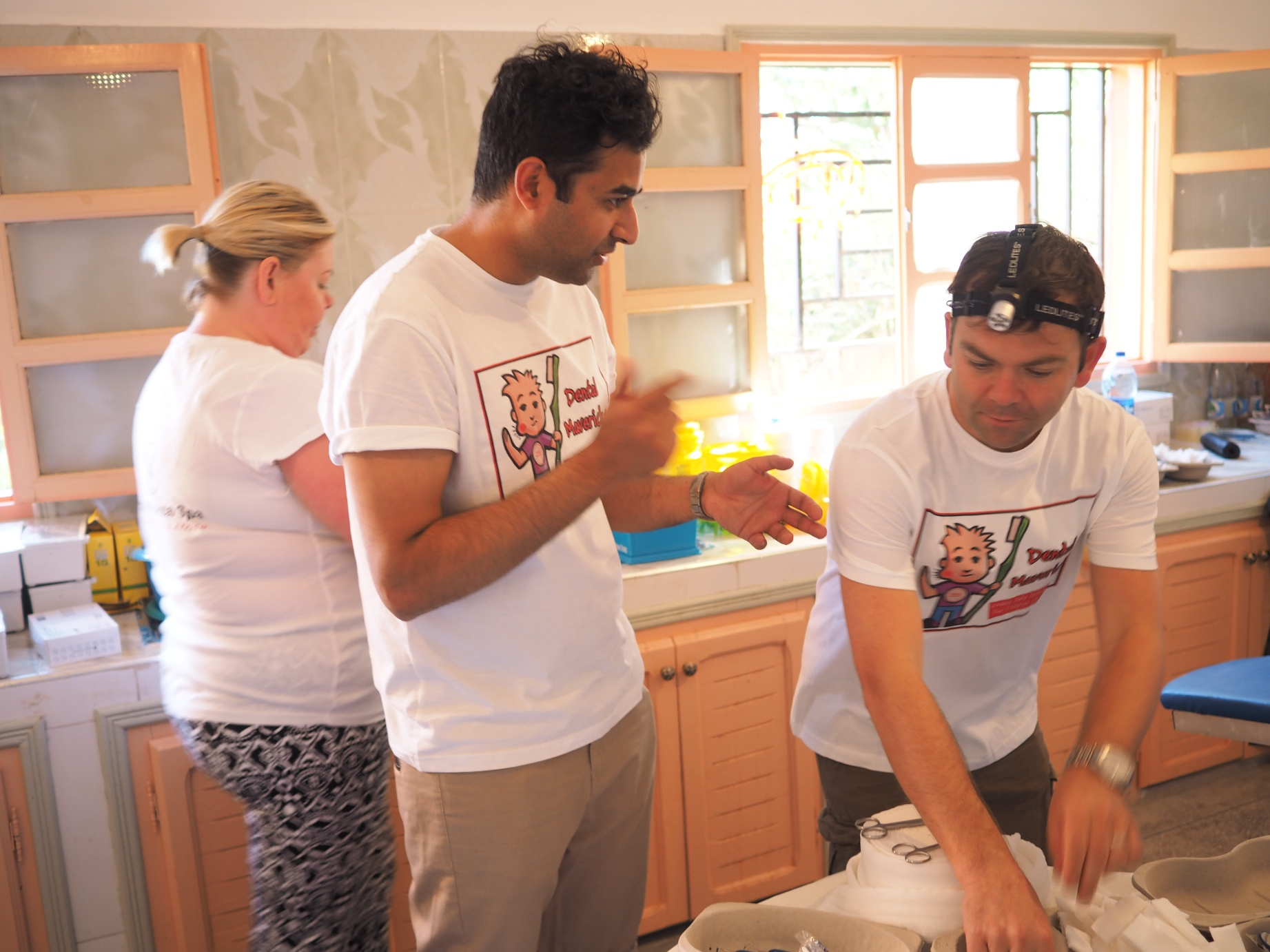 Project: Asni With The Eve Branson Foundation