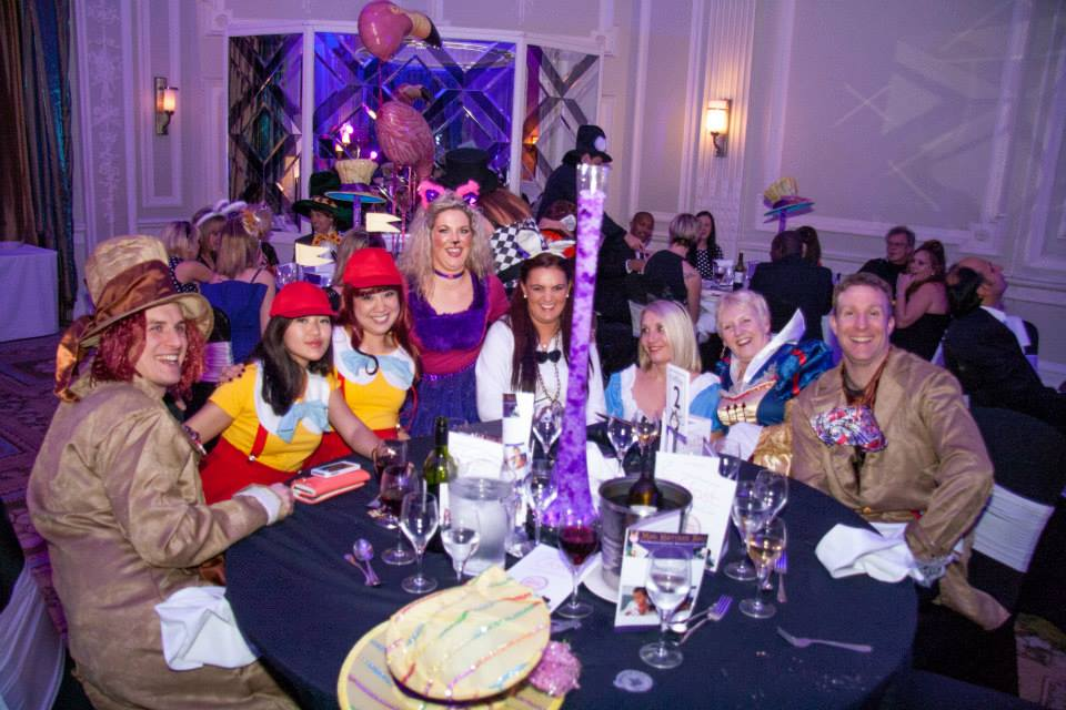 Mad Hatters Ball 2014