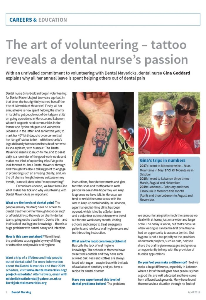 Dental Mavericks: In The Media
